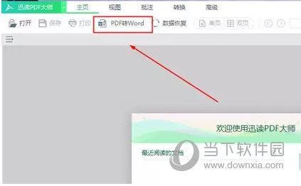 迅读PDF大师绿色版