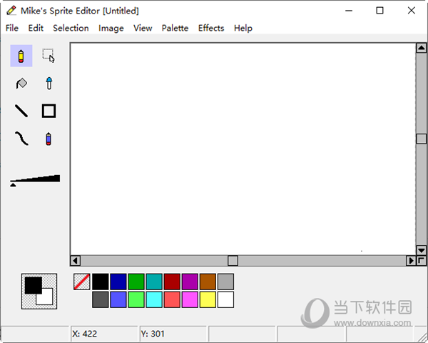 Mike Sprite Editor