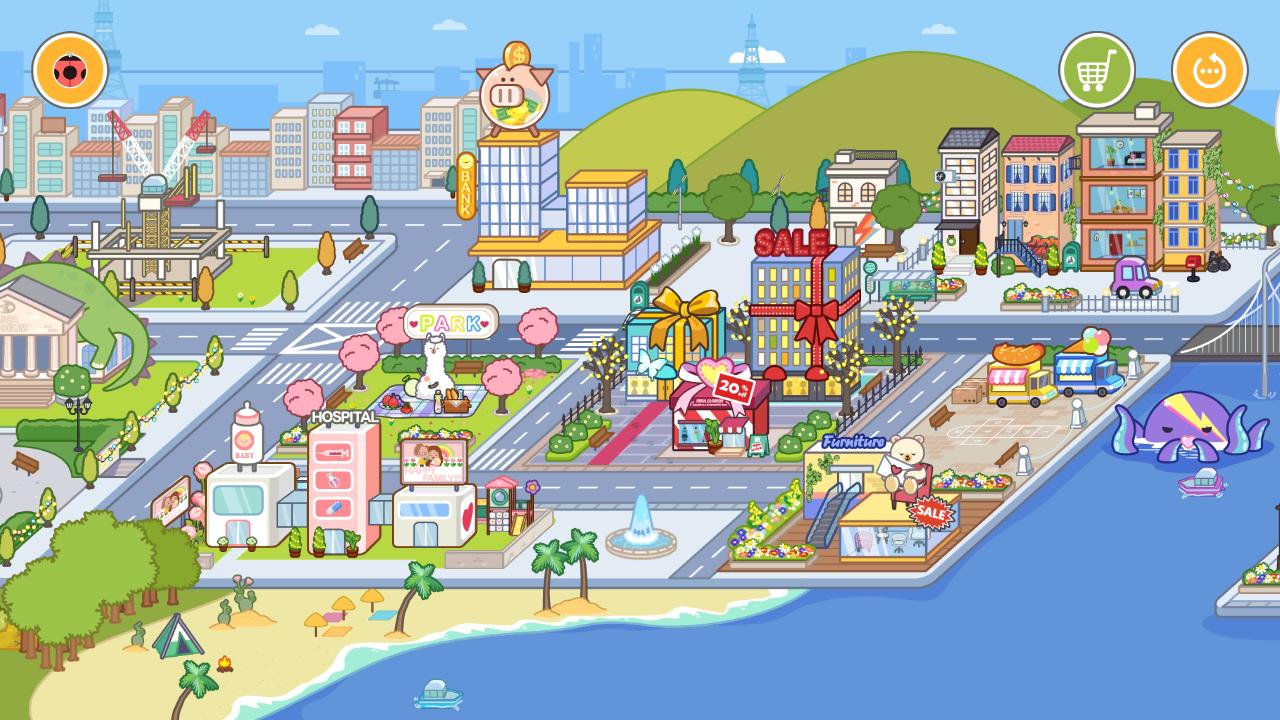 米加小镇完整版 V1.26 安卓版截图2