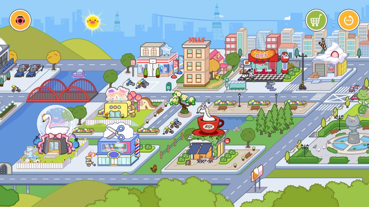 米加小镇完整版 V1.26 安卓版截图4
