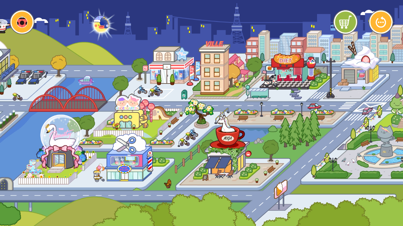 米加小镇完整版 V1.26 安卓版截图6