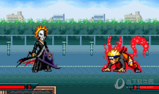 死神VS火影变身后人物