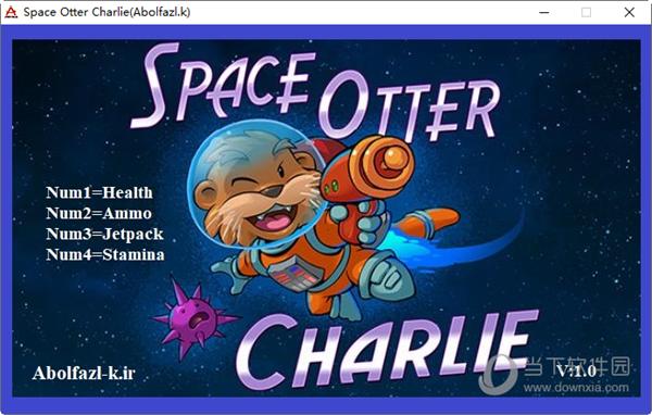 太空水獭查理游戏修改器