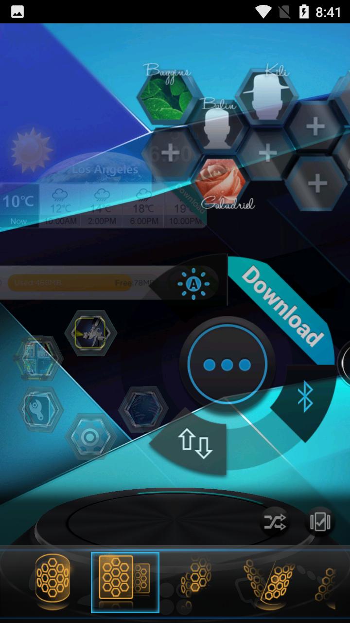 Next launcher(Next桌面) V3.23 安卓中文版截图2