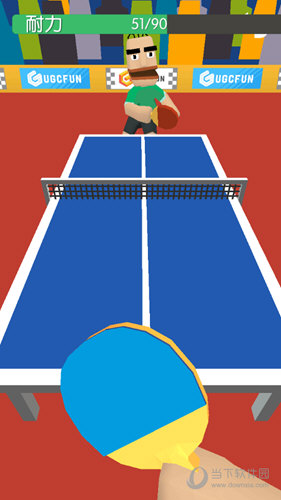 节奏乒乓球手游