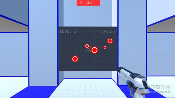 """<p>  <strong>Aim Hero</strong>是款可以免费使用的射击练习模拟软件。它可以为用户真实模拟吃鸡游戏中的射击场景,让用户可以提高枪战中的射击精准度,有效提高自身的游戏水平,非常好用,不容错过。</p>  <p align=""""center""""><img alt=""""Aim Hero"""" src=""""http://www.downxia.com/uploadfiles/2021/0401/20210401014735836.png"""" /></p>  <h3>【功能特色】</h3>  <p>  1、CLASSIC</p>  <p>  训练目的:综合性训练</p>  <p>  介绍:180秒内,由少到多,由LV1-LV5,先后出現红圈,红圈会由小增大再缩小。红圈消退前沒有选中,积累到一定总数,会立即结束训练(即便時间沒有到)。</p>  <p>  结束后,会显示信息你本次考试成绩、命中数、未命中数、历史时间最大得分等信息。</p>  <p>  2、STRAFING</p>  <p>  训练目的:跟枪</p>  <p>  介绍:180秒内,正中间红圈会紧紧围绕你,开展360度平行面的、任意的挪动。挪动速率和頻率会随之時间提升而提升,你务必要多的选中红圈,但大量的打枪也会提升你miss的总数。</p>  <p>  结束后,会显示信息你本次考试成绩、命中数、未命中数、历史时间最大得分等信息。</p>  <p>  3、PENTA</p>  <p>  训练目的:反应时间、精确性</p>  <p>  介绍:三张地形图能选。180秒内,在固定不动部位会任意飞出去4-7个红圈,你只能6-9发步枪子弹(视红圈是多少决策)。</p>  <p>  结束后,会显示信息你本次考试成绩、命中数、未命中数、历史时间最大得分等信息。</p>  <p>  4、SIMPLE</p>  <p>  训练目的:综合性训练</p>  <p>  介绍:三张能选地形图。180秒内,在固定不动的好多个部位,会任意出現挪动运动轨迹、速率固定不动的红圈,且每一次总是出現一个。但不一样部位的红圈,大小不一,时快时慢,乃至有必须转为180度的。</p>  <p>  结束后,会显示信息你本次考试成绩、命中数、未命中数、历史时间最大得分等信息。</p>  <p>  5、REFLEX</p>  <p>  训练目的:甩枪</p>  <p>  介绍:180秒内,会任意出現红号,出現時间只能0.1-0.2秒(比以前的练枪网站要快),每一次总是出現一个,可是部位任意。</p>  <p>  结束后,会显示信息你本次考试成绩、命中数、未命中数、历史时间最大得分等信息。</p>  <p>  6、FAST AMING</p>  <p>  训练目的:速率</p>  <p>  介绍:180秒内,任意出現红圈,出現的红圈不容易消退,miss一定总数或红圈滞留长时间沒有点一下(很抱歉不太还记得是哪家了),会立即结束训练(即便時间沒有到)。</p>  <p>  结束后,会显示信息你本次考试成绩、命中数、未命中数、历史时间最大得分等信息。</p>  <h3>【使用说明】</h3>  <p>  1、所有的训练项目,人物均不可移动,但可以跳跃(基本没用)</p>  <p>  2、所有的训练项目,均有3种难度,区别在于红圈大小。</p>  <p>  3、所有的训练项目,你选择的选项不会被记住。(比如你选了其他难度,但设置里面的准心这些会被记住)</p>  <p>  4、对历史成绩只有最高分,没有其他的项目记录,更没有之前练枪软件的线性记录表。</p>  <p>  5、一次训练下来,眼睛非常累,红色对比太强烈。</p>  <p>  6、选择难度、地图都不能记住该选项,下次仍要重新选择。</p>  <p align=""""center""""><img alt=""""Aim Hero"""" src=""""http://www.downxia.com/uploadfiles/2021/0401/20210401014753927.png"""" /></p>  <h3>【中文设置方法】</h3>  <p>  1、在主界面选择倒数第二个选项&ldquo;OPTIONS&rdquo;</p>  <p>  2、点击最好一个选项&ldquo;GAME&rdquo;,在&ldquo;LANGUAGE&rdquo;下拉栏选择&ldquo;中文&rdquo;,点击最下面&ldquo;SAVE&rdquo;就变成了中文的</p>  <p>  3、接着设置后中文界面就出来了</p>"""
