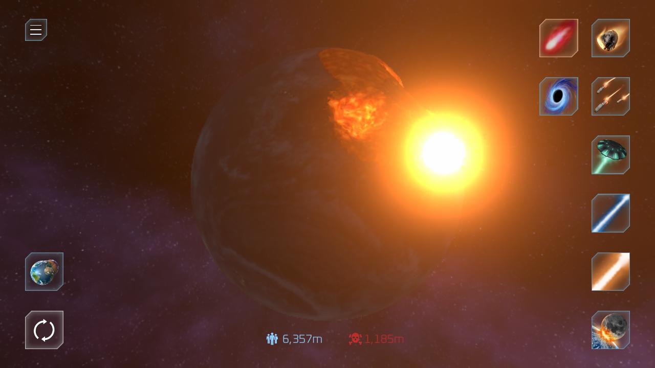星球毁灭模拟器国际版 V1.0.3 安卓版截图2
