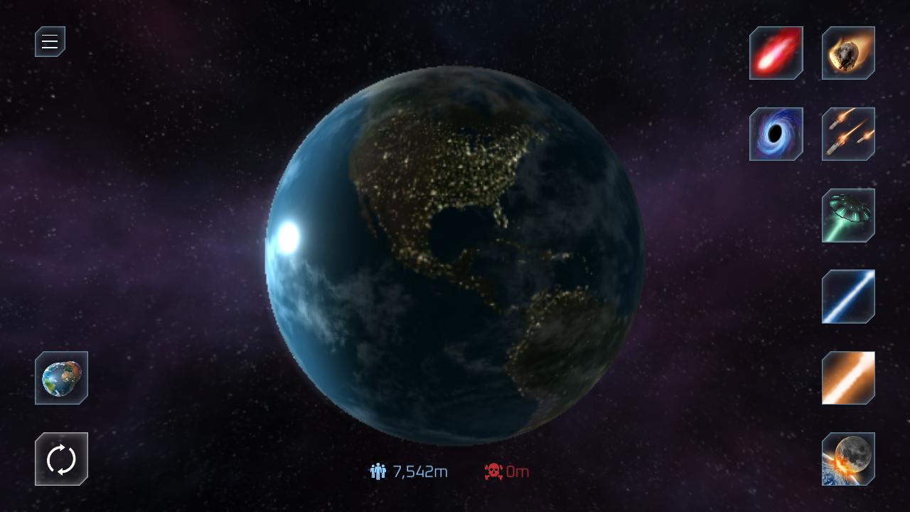 星球毁灭模拟器国际版 V1.0.3 安卓版截图4