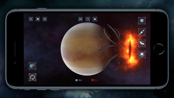 星球毁灭模拟器金币破解版 V1.0.3 安卓版截图2