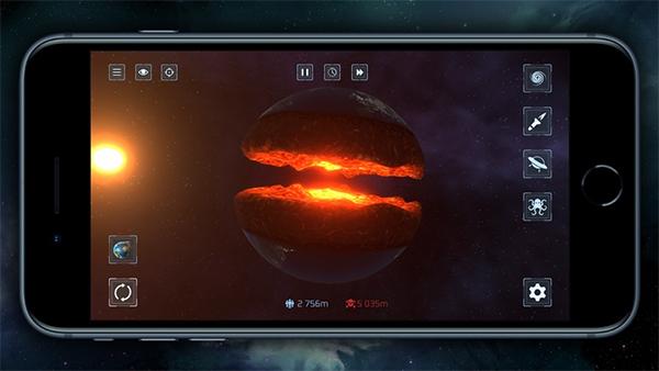 星球毁灭模拟器金币破解版 V1.0.3 安卓版截图4