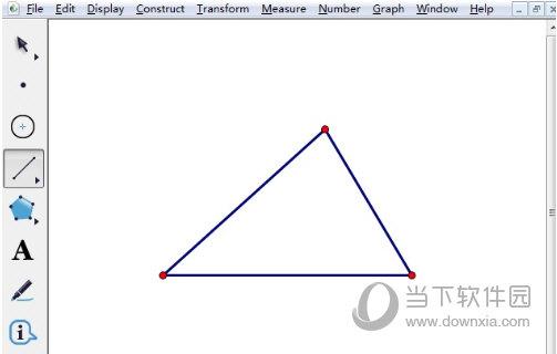 几何画板如何设置自定义工具
