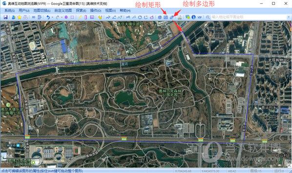 奥维互动地图32位vip破解版
