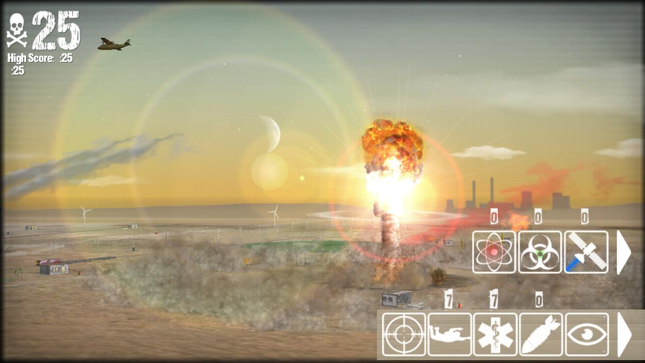 核弹模拟器破解版 V1.1.8 安卓版截图1
