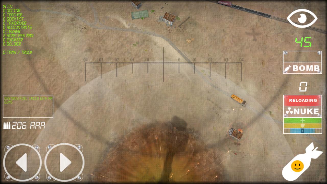 核弹模拟器破解版 V1.1.8 安卓版截图2