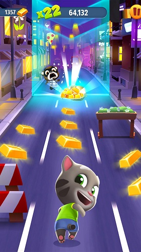 汤姆猫跑酷无敌版 V5.0.0.53 安卓版截图4