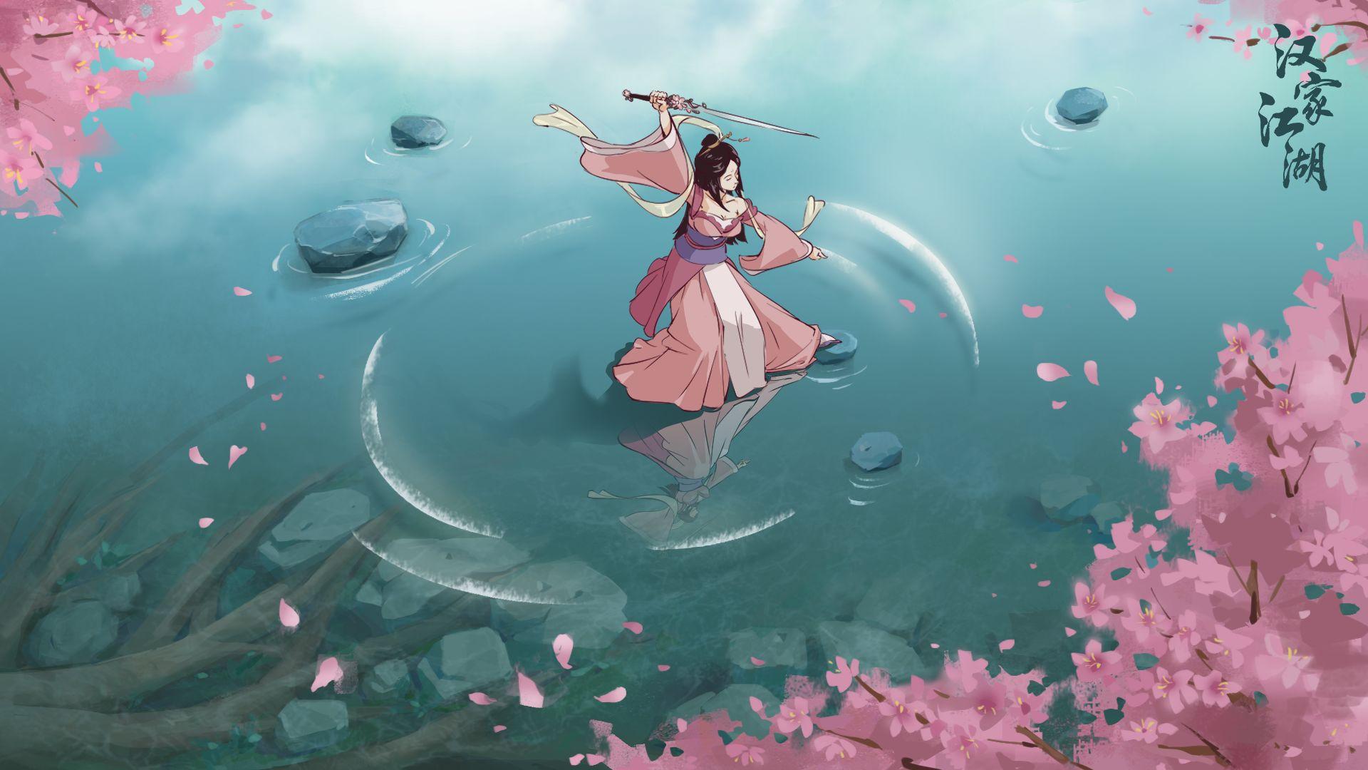 汉家江湖单机修改版 V1.4.0 安卓版截图3