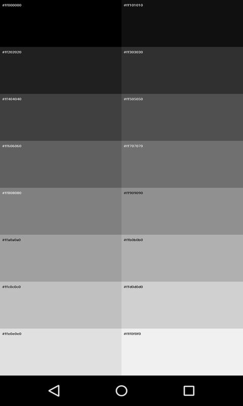 屏幕测试专家APP V2.00 安卓版截图4