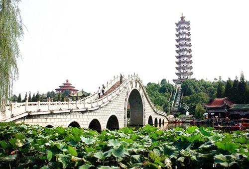 鄂州莲花山