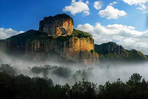 白雉山风景区