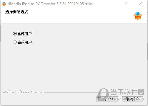 4Media iPod to PC Transfer