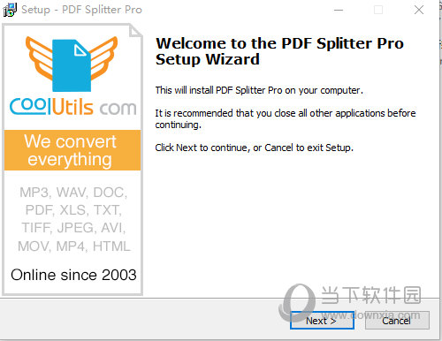 PDF Splitter Pro