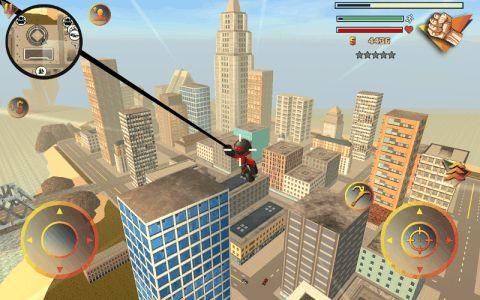 火柴人蜘蛛侠3无敌版 V2.9 安卓中文版截图4