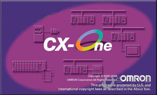 欧姆龙cx one
