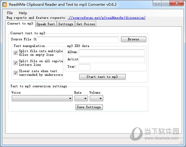Read4Me Clipboard Reader