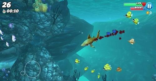 饥饿鲨世界终极破解版 V4.2.0 安卓版截图1