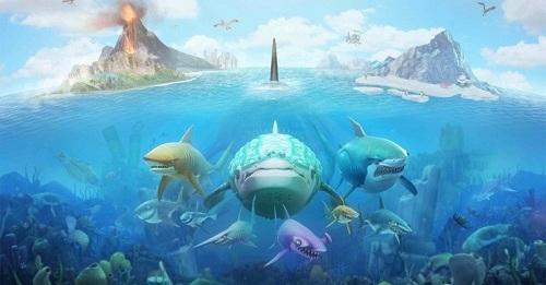 饥饿鲨世界终极破解版 V4.2.0 安卓版截图3