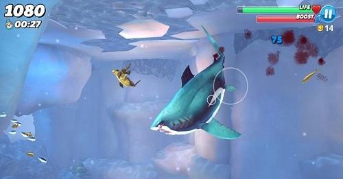饥饿鲨世界终极破解版 V4.2.0 安卓版截图2