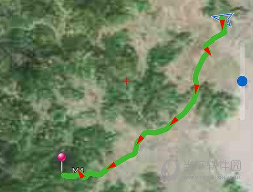 探险者地图路线导航