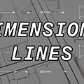 Dimensions Lines