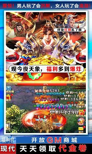 王城争霸GM版 V1.0.0 安卓版截图3