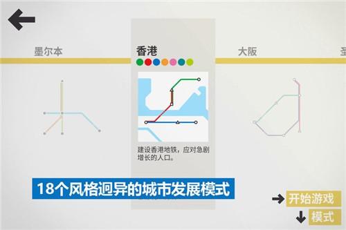 模拟地铁破解版 V1.0.8 安卓版截图3