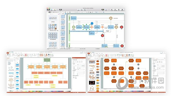 ConceptDraw Office5 Mac版