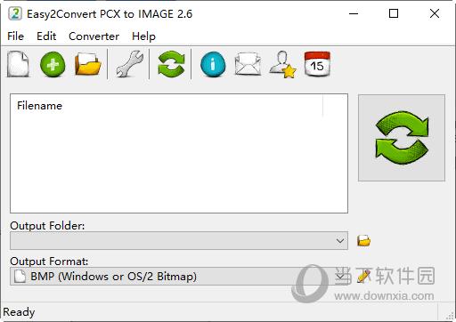 Easy2Convert PCX to IMAGE