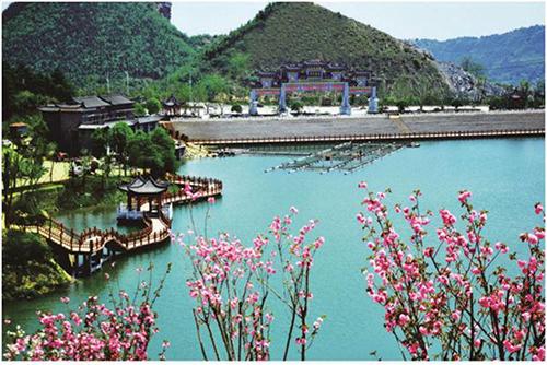 湖南宝山国家矿山公园
