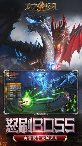 龙之怒吼华为版 V2.3.0 安卓版截图1