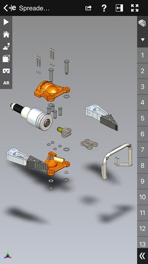 eDrawings最新版 V6.0.3 手机版截图3