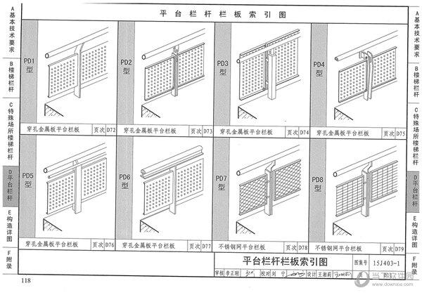 国家建筑标准设计图集电子版