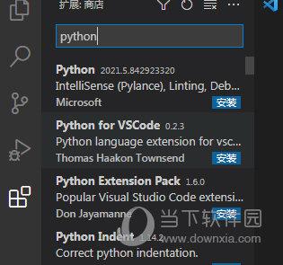安装python