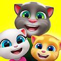 汤姆猫总动员无限金币版 V1.7.4.149 安卓版