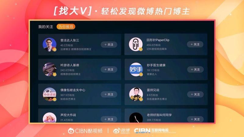 CIBN酷视频 V1.0.1 安卓电视版截图3