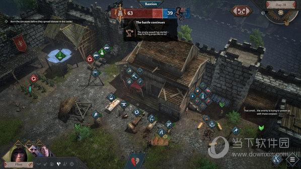 征服的荣耀围城十一项修改器