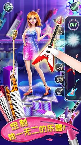 高中乐队明星汉化破解版 V1.0.7 安卓版截图5