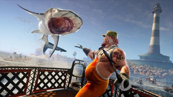 食人鲨修改器风灵月影版