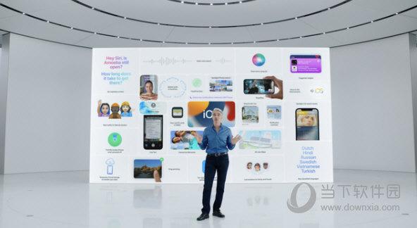 iOS15正式版