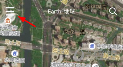 earth地球看街景