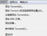 utorrent怎么下载种子文件 一个步骤轻松下载
